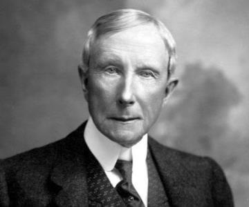 John D Rockefeller Sr – Standard Oil